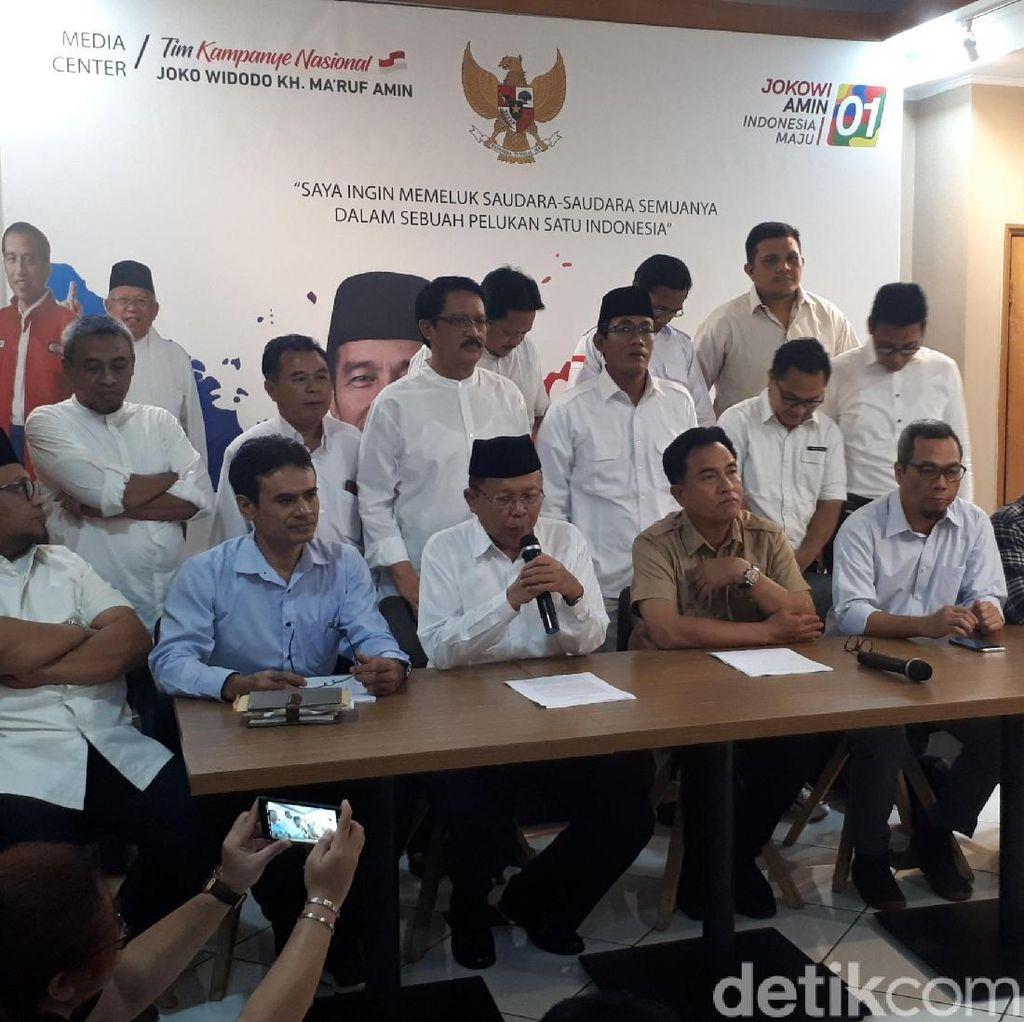 Yusril: Jokowi Siap Ajukan Pihak Terkait untuk Sanggah Prabowo di MK