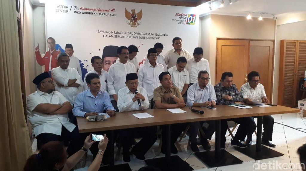 Jokowi Dituding Neo-Orde Baru, TKN: Tim Prabowo Kutip Lindsey Secara Sesat