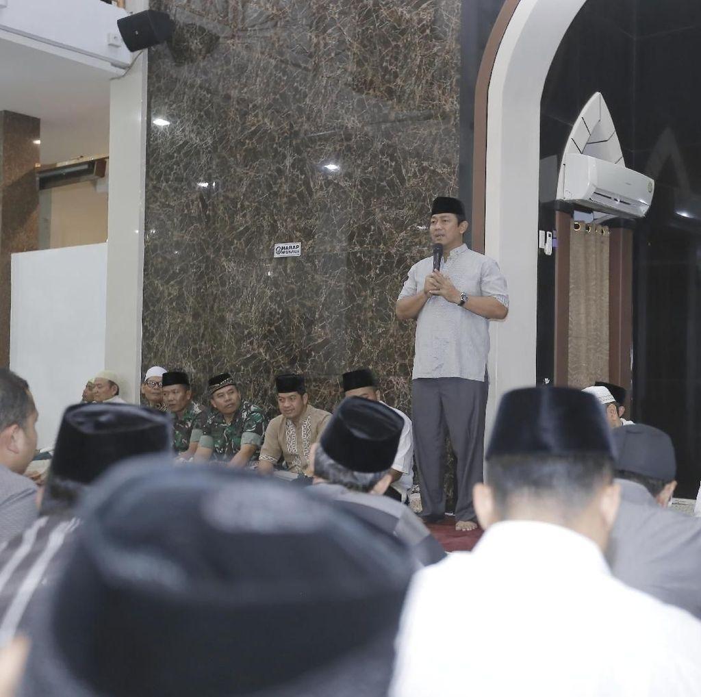 Di Momen Ramadhan, Wali Kota Semarang Ingin Warga Jaga Persatuan