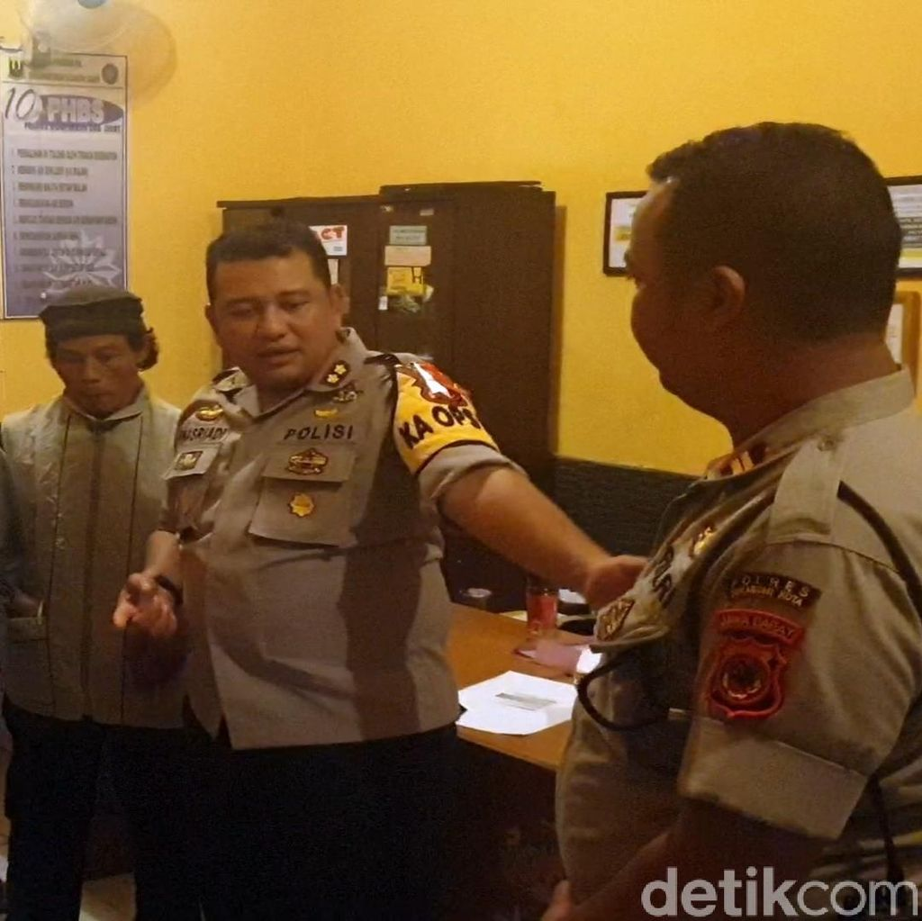 Dibujuk Polisi, Massa di Sukabumi Urung Ikut Aksi 22 Mei di Jakarta
