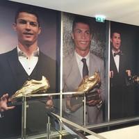 Tiket masuk ke museumnya Cristiano Ronaldo ini seharga 5 Euro atau sekitar Rp 80 ribuan (Instagram/museucr7funchal)