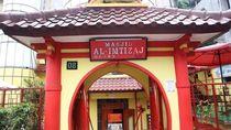 Foto : Masjid Bergaya Tiongkok di Kota Bandung