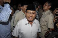Prabowo Larang Pendukung Datangi MK dan Jaga Situasi Sejuk