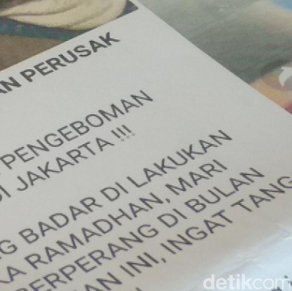 Guru SMA Dibekuk Polisi karena Sebar Ajakan Nge-bom Jakarta 22 Mei