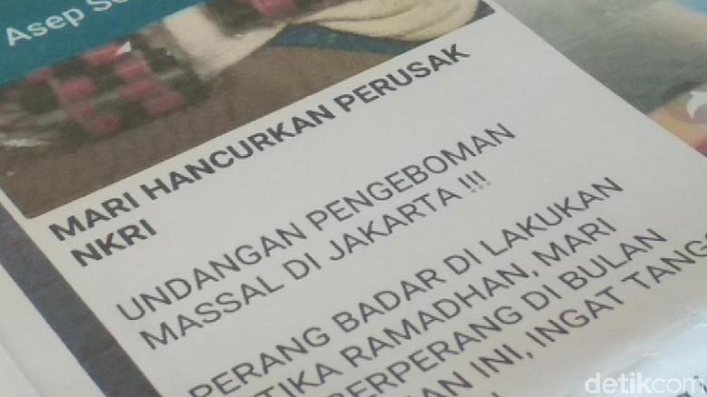 Polres Garut Telusuri Asal-usul Hoaks Pengeboman Massal Jakarta