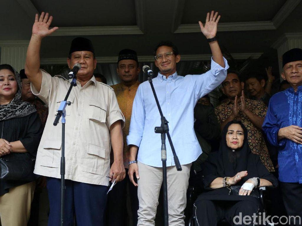 Muncul Broadcast Aksi Jumat Besok, BPN: Pak Prabowo-Sandi Tak Tahu