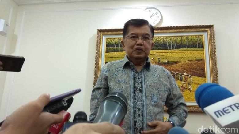 JK Dukung Jokowi-Prabowo Bertemu: Tidak Perlu Perantara