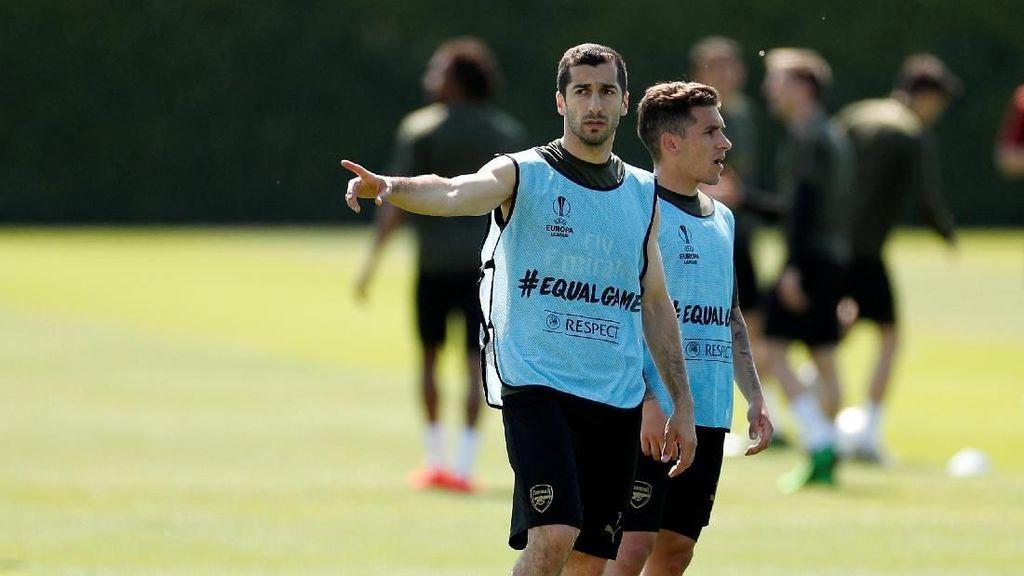 Konflik Politik, Mkhitaryan Absen di Final Liga Europa