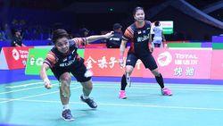 Piala Sudirman: Greysia/Apriyani Menang, Indonesia Juara Grup B