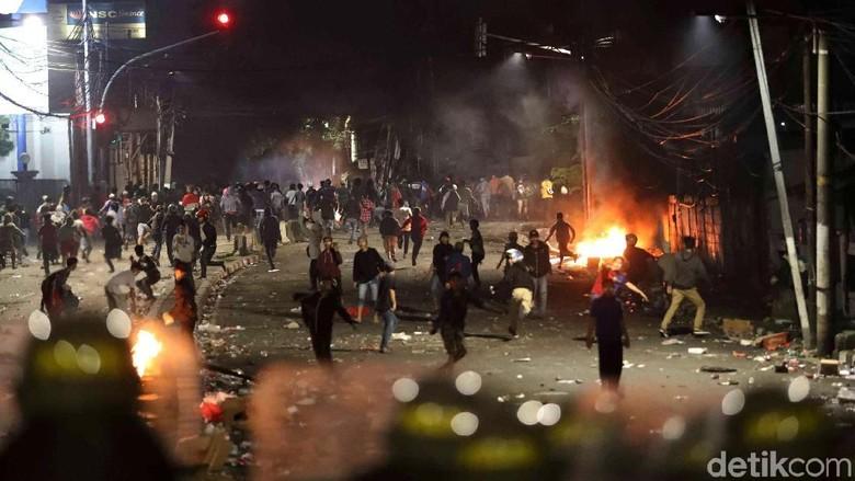 Penjarah Mobil Brimob 22 Mei Berakhir Ditangkap Polisi