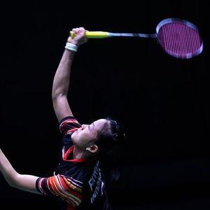 Tersingkir dari Indonesia Open, Fitriani Sesalkan Poin Akhir Gim Kedua