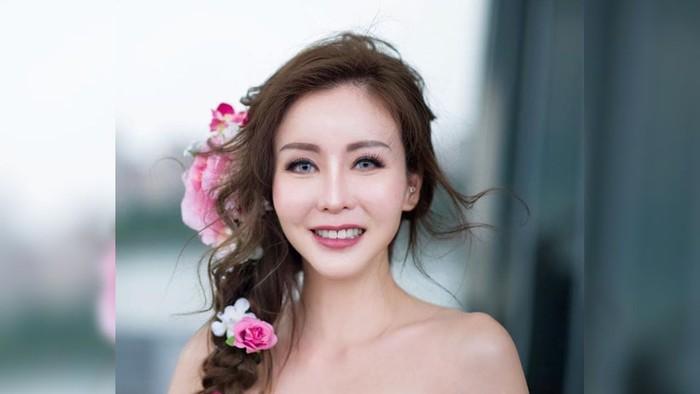 Pengusaha tajir Singapura masuk bui karena drama perselingkuhannya dengan juara ratu kecantikan Miss Mermaid, Audrey Chen Ying Fang.Foto: Dok. Facebook