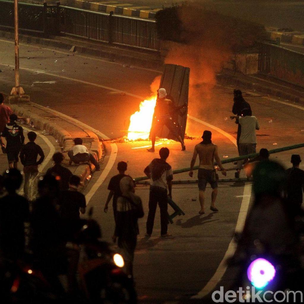 Anies Soal Korban Rusuh Jakarta Semalam: Ada 6 Korban Meninggal Dunia