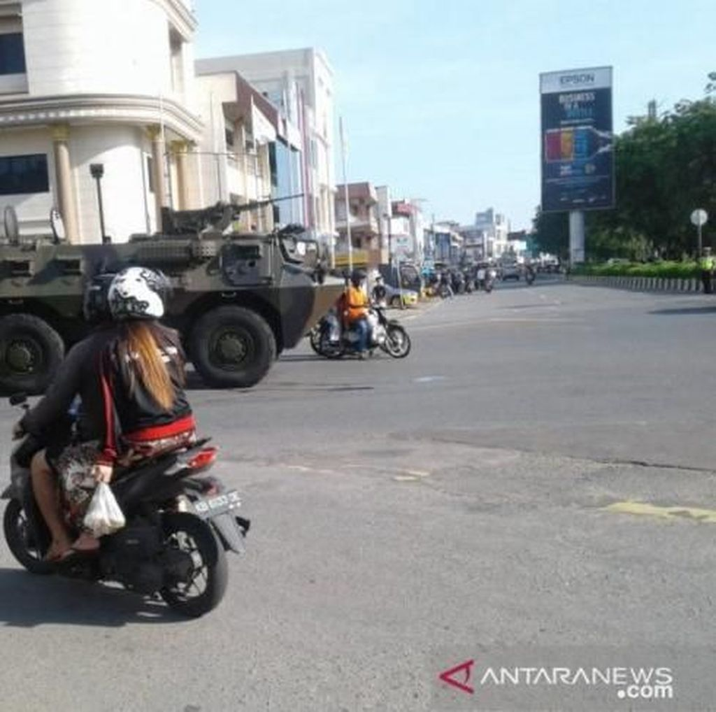 Polisi Minta Warga Pontianak Tak Terpengaruh Hoax di Jakarta