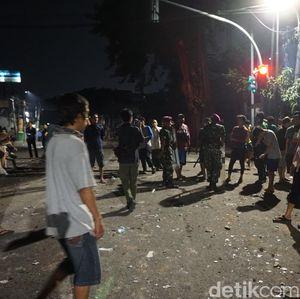 Imbas Aksi 22 Mei ke Toko-toko di Jakarta