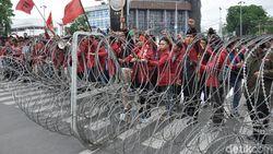 Mahasiswa di Medan Demo Bawaslu, Minta Kecurangan Pemilu Ditindak