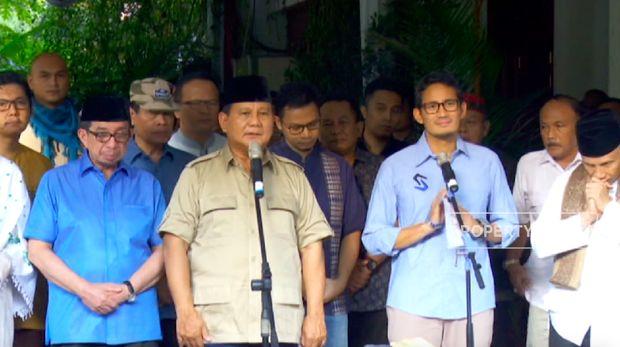 Kompak! Jokowi Tindak Tegas, Prabowo Minta Hindari Kekerasan