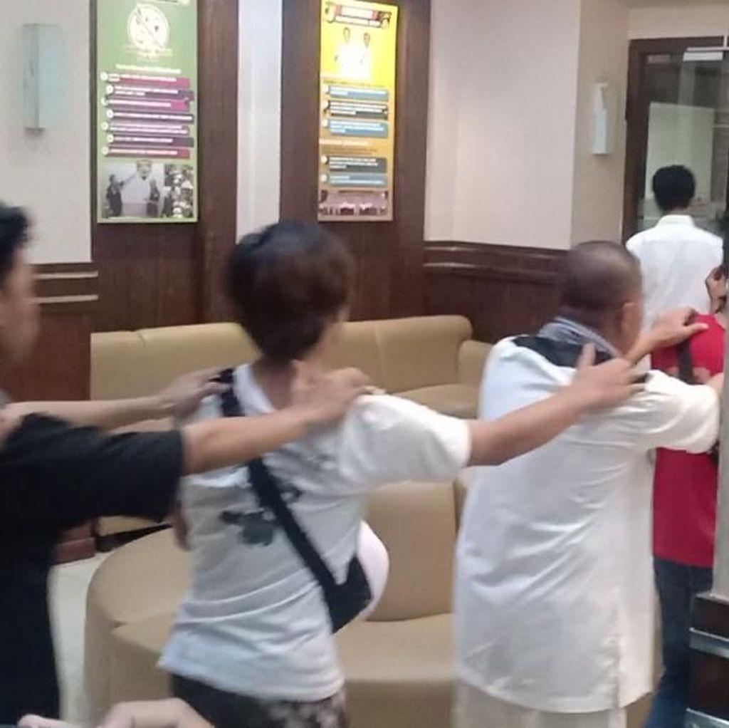 Total Sudah 101 Pendemo Rusuh di Tanah Abang Diamankan Polisi