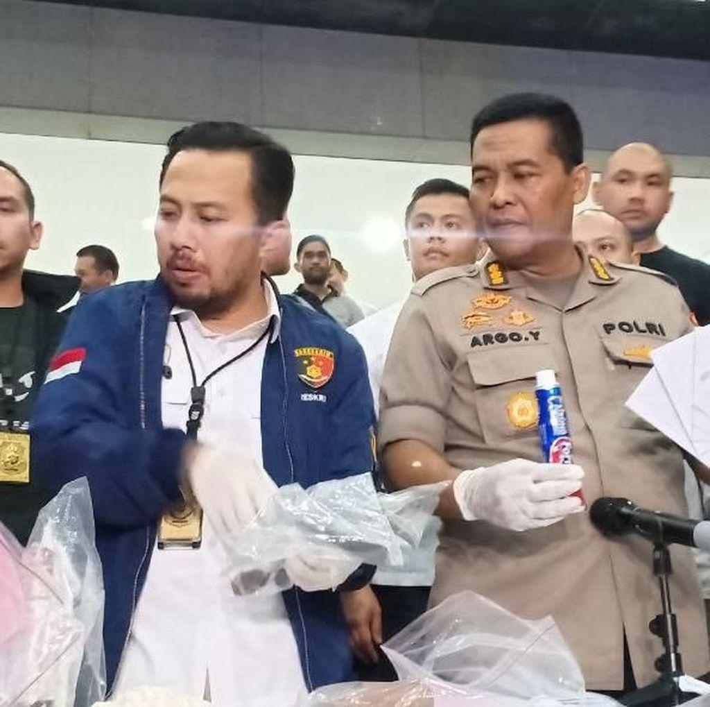 Polisi: Ada Pertemuan di Masjid Sunda Kelapa sebelum Kerusuhan