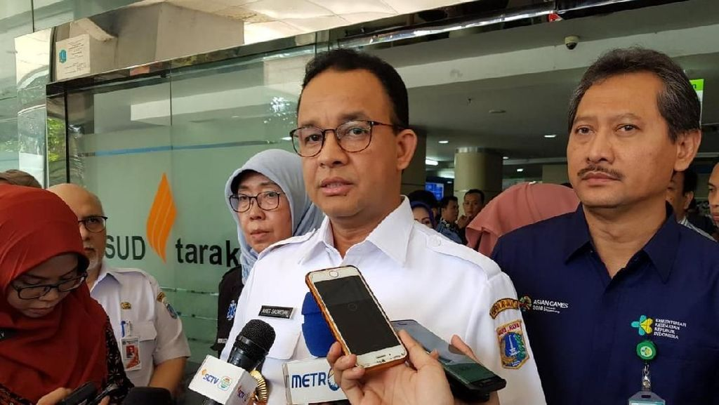 Felix Siauw Ceramah, Anies Bantah Beri Ruang Kegiatan Tokoh HTI