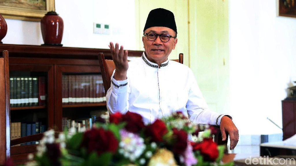 Mahkamah PAN Minta Zulkifli Jadi Mediator Rekonsiliasi Pilpres