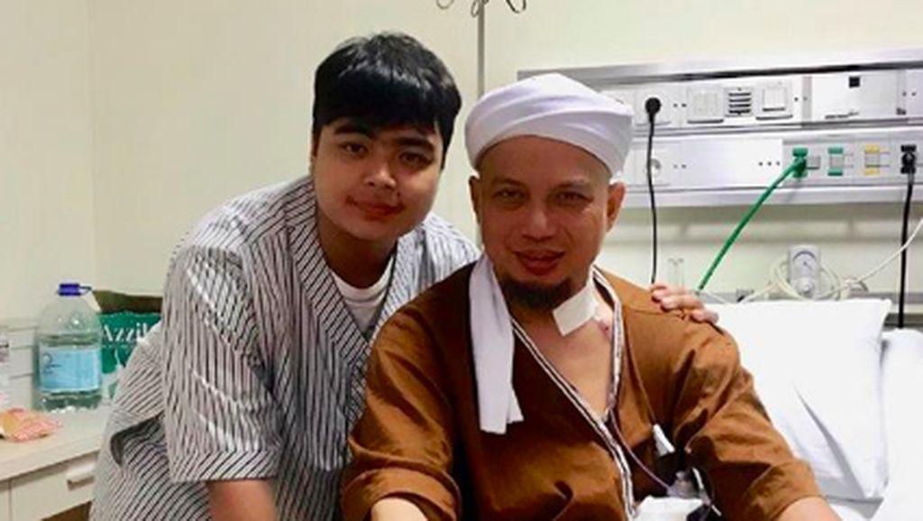 Alvin Siap Berangkat ke Malaysia, Ustaz Arifin Ilham Kritis Lagi