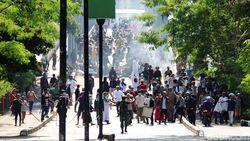 Polisi Tangkap 38 Pelaku Kerusuhan di Pontianak