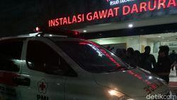 Tiga Korban Ricuh Bawaslu Dibawa ke RS Tarakan