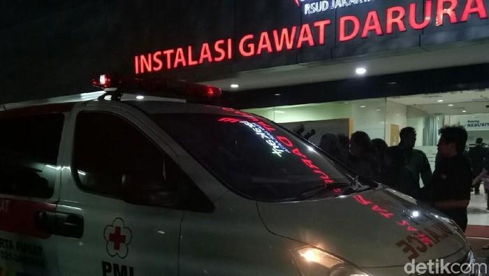 IGD RS Tarakan (Foto: M Fida/detikcom)