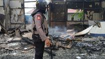 Rusuh di Pontianak, 2 Pos Polisi Dibakar hingga CCTV Dirusak