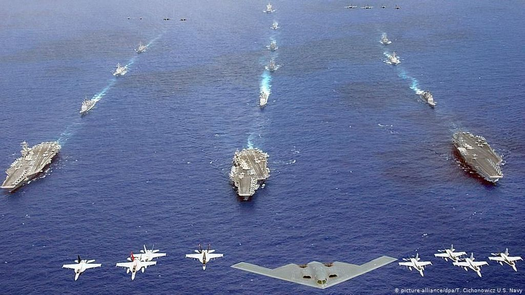51 Persen Warga Amerika Percaya AS Akan Terlibat Perang dengan Iran