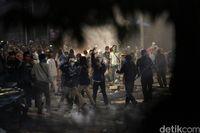 Teka-teki Penyusup Massa Damai di Aksi 22 Mei