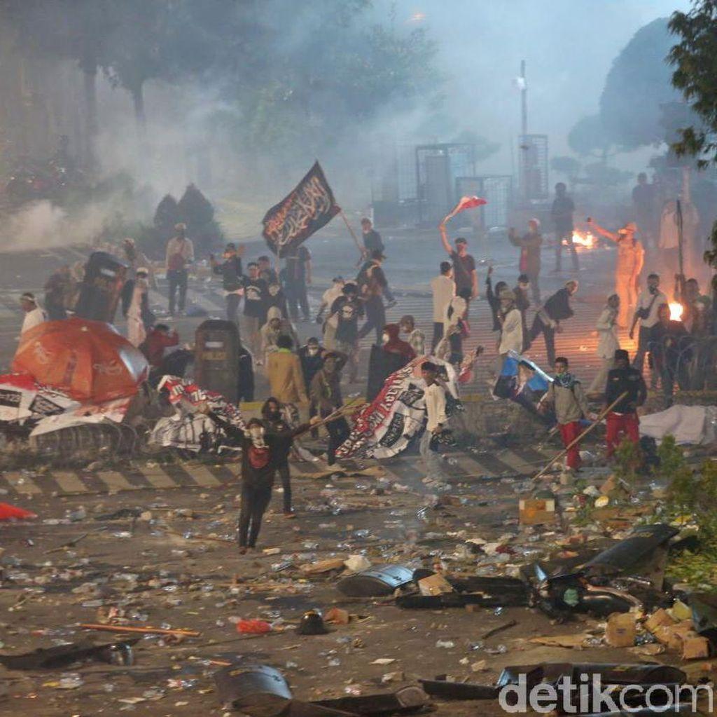 22 Mei Rusuh, YLBHI Minta Elite Politik Setop Korbankan Manusia