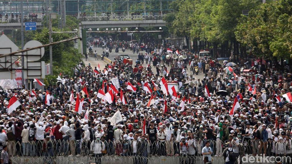 Kompolnas Imbau Korban Kekerasan Aparat saat Demo 22 Mei Lapor ke Propam