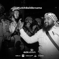 Jangan Terpecah Belah! Indonesia #LebihBaikBersama