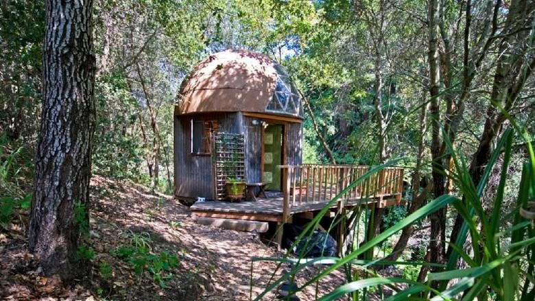 Penginapan Airbnb di San Fransisco (dok. Airbnb)
