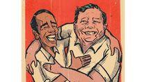 Saatnya Rujuk Politik Jokowi-Prabowo