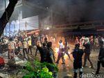 Video Detik-detik Panas di Jl MH Thamrin