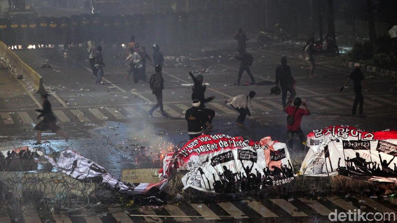 Dinkes DKI: Korban Luka Rusuh 21-22 Mei 897 Orang
