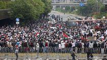 Warga Australia Diimbau Hindari Lokasi Kerusuhan 22 Mei di Jakarta