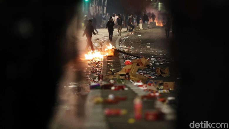 Komnas HAM Minta Polisi Buru Penembak Peluru Tajam di Rusuh 22 Mei