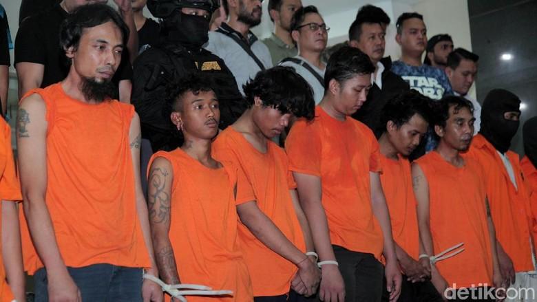 Ini Dia Tampang 257 Tersangka Kerusuhan 22 Mei di Jakarta