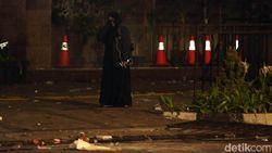 Polri: Perempuan Berpakaian Serbahitam Fix Bukan Bomber, Diduga Stres