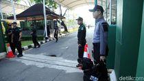 Pengamanan DPR Diperketat Jelang Aksi 22 Mei