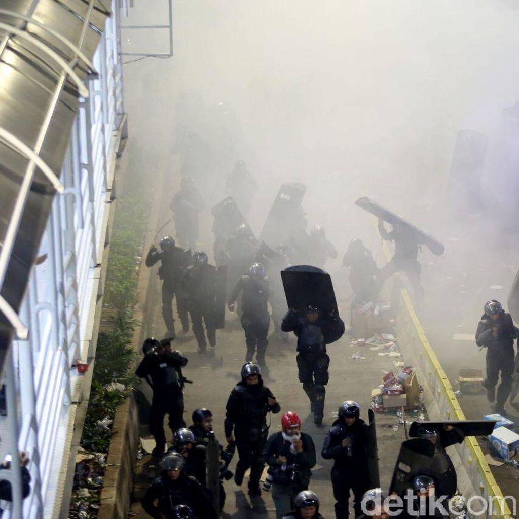 Dipukul Saat Liput Rusuh 22 Mei, Jurnalis CNN Indonesia Lapor ke Propam