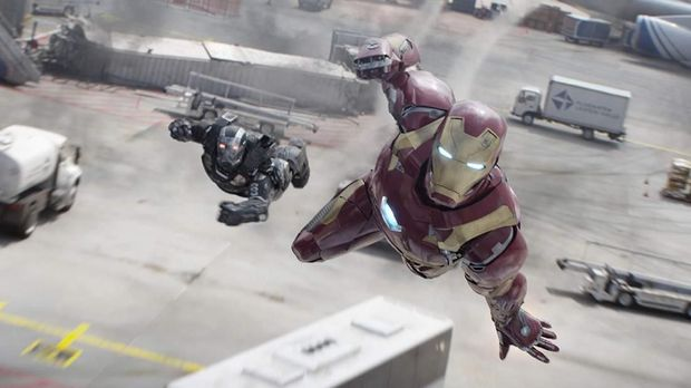 'Captain America: Civil War' Jadi Film Tersulit di Karier Russo Brothers