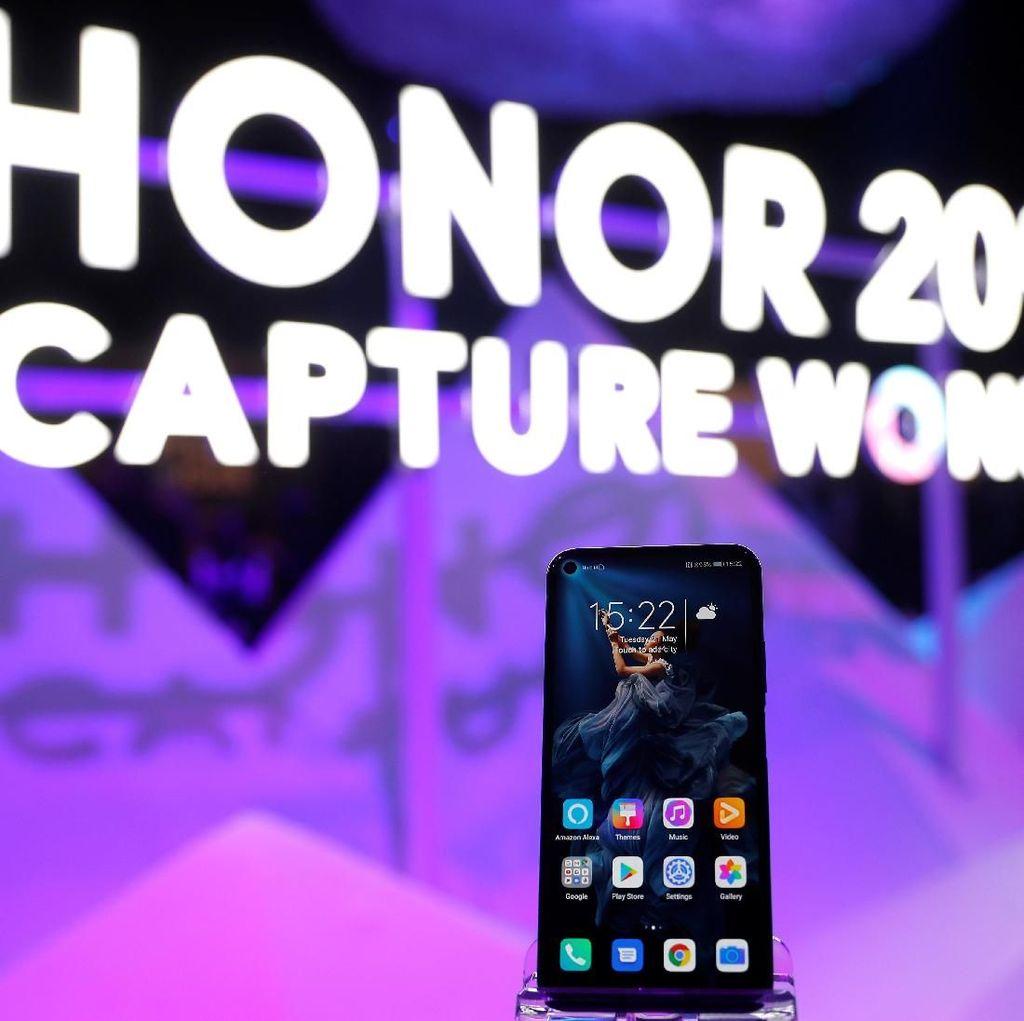 Huawei Tak Bakal Korbankan Seri Honor 20