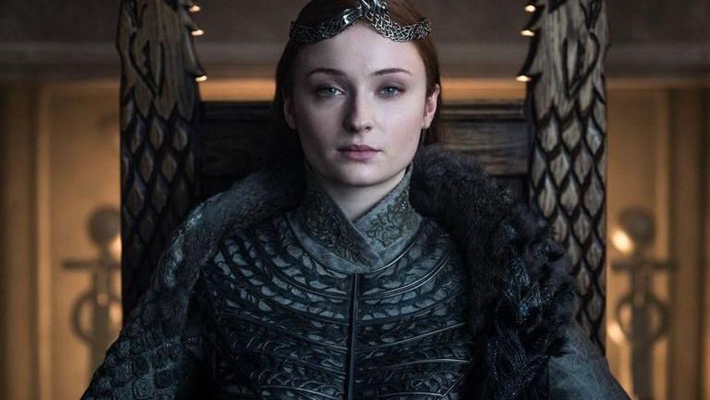 Rambut Sansa Stark di Episode Terakhir GoT Tribut Untuk Ratu Elizabeth I?