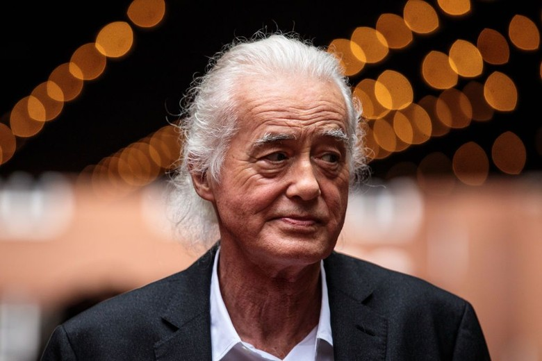 Jimmy Page. Foto: Jack Taylor/Getty Images