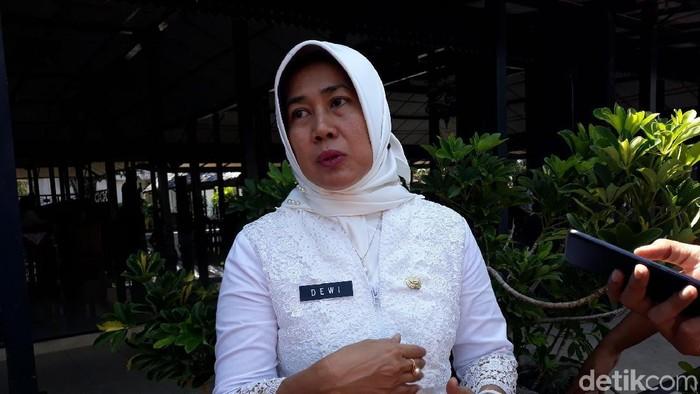Kepala Dinas Kesehatan Gunungkidul Dewi Irawaty. Foto: Pradito Rida Pertana/detikcom